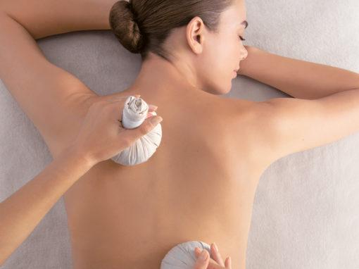 Escale à Bora Bora massage corps